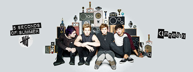 #SubmissionOfTheDay: Amnesia – 5 Seconds Of Summer