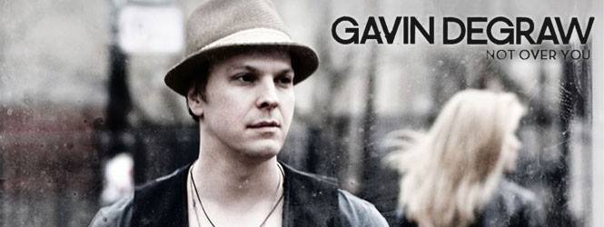 #ThrowbackThursday: Not Over You – Gavin DeGraw