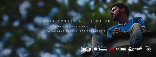2014 Forest Hills Drive – J.Cole [Album Announcement]