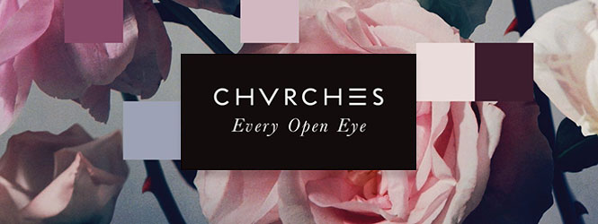 Leave A Trace – CHVRCHES