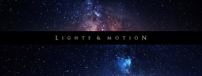 The Spectacular Quiet – Lights & Motion